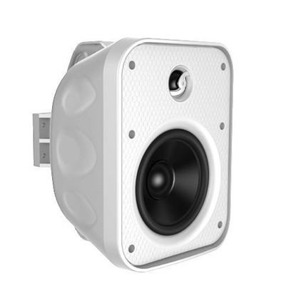 "Picture of LUMI AUDIO 5.25"" Weather-Resistant 100V Line IP56 Outdoor On-Wall"