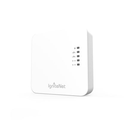 Picture of IGNITENET Mini MU-MIMO Dual-Band AC1200 Wave 2 WiFi  Access Point /