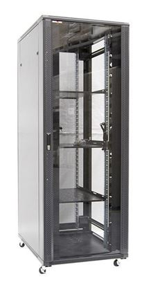 Picture of DYNAMIX 27RU Server Cabinet 800mm Deep (600 x 800 x 1410mm) Incl. 1x