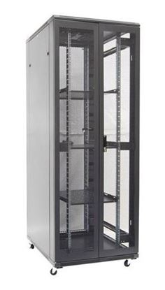 Picture of DYNAMIX 42RU Server Cabinet 800mm Deep (600 x 800 x 2077mm). Incl. 3x