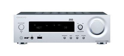 Picture of ONKYO Stereo Network Receiver. Hi-Res audio via network or USB.