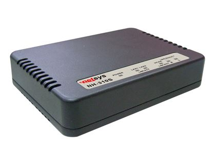 Picture of NETSYS Ethernet over Coax Slave. Designed to Connect with NH-310HG.