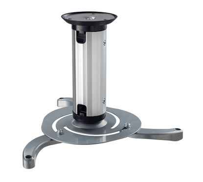 Picture of BRATECK Projector Bracket Ceiling Mount. Pipe Length: 150mm.