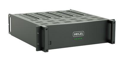 """Picture of HEGEL C54 Power Amplifier for 3U 19"""" Rack Mount."""