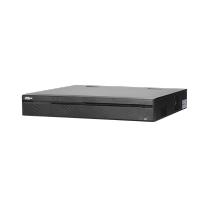 Picture of DAHUA 24 Channel 24port PoE Pro NVR, 4TB HDD. Max 320Mbps, Up to