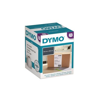 Picture of DYMO Genuine LabelWriter High Capacity Shipping Labels. 104mm