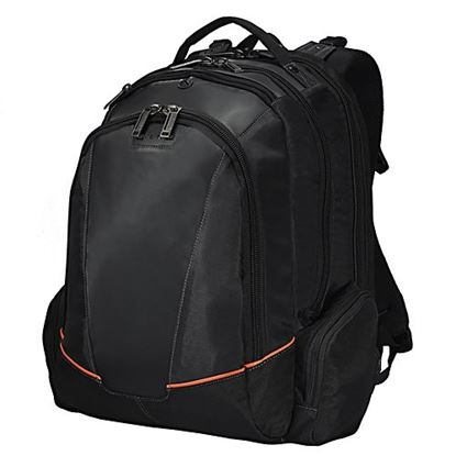 "Picture of EVERKI Flight Laptop Backpack 16"" Checkpoint friendly design"