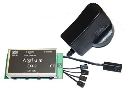 Picture of AXIUM IR Kit 42 IR Receiver. Plasma, LED, LCD, Sky/MySky Box