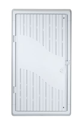 """Picture of DYNAMIX 28"""" Recessed Plastic Network Enclosure, WiFi Ready,"""