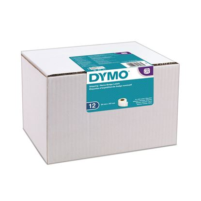 Picture of DYMO Genuine LabelWriter Shipping Labels,54mm x 101mm, 220