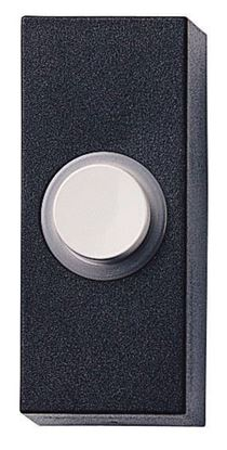 Picture of HONEYWELL Spotlight Push Button Illuminated Doorbell. Wired. IP40.