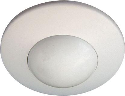 Picture of HOUSEWATCH 360 Degree Mini Flush Mount Sensor. IP40. Passive IR.