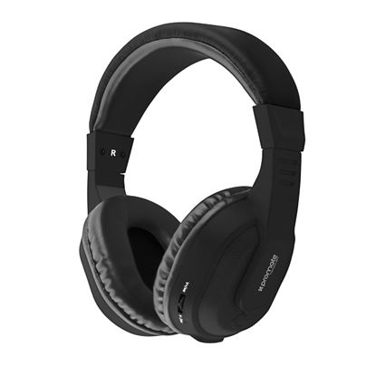 Picture of PROMATE Over Ear Wireless Headset. With AUX Support and Playback