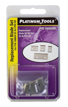 Picture of PLATINUM TOOLS Replacement Blade Set for EZ-RJPRO Crimp Tool (4 pc)