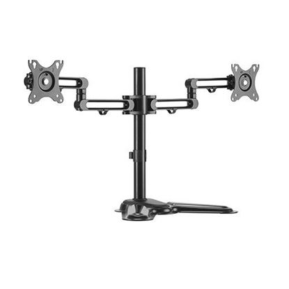Picture of BRATECK 17'-32' Dual Screen Articulating Monitor Stand.