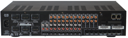 Picture of AXIUM 1250 Streaming Multi-room Amplifier,  8 Zones, 13 Sources +