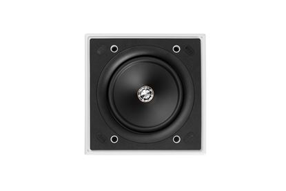 Picture of KEF Ultra Thin Bezel 5.25in Square In-Wall & Ceiling Speaker. UTB