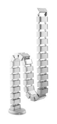 Picture of BRATECK Deluxe Cable Management Spine. Great for Height Adjustable