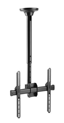 Picture of BRATECK 32'-55' Telescopic full- motion ceiling mount. Max load: