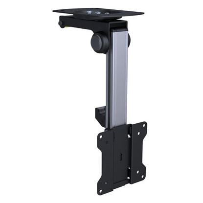Picture of BRATECK 13'-27' Folding monitor mount for ceiling or under cabinet.