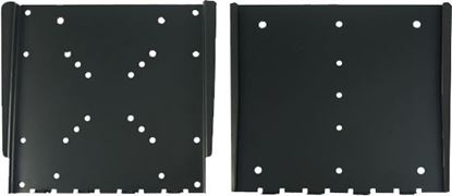 Picture of BRATECK 23'-42' Super-slim low- profile wall mount bracket.
