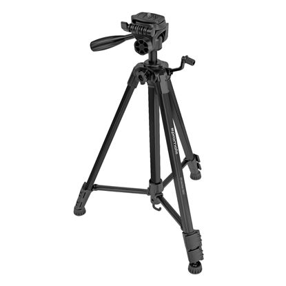 Picture of PROMATE 3-Way Precision Head Tripod . 53~150cm Height adjustment.