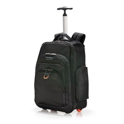 Picture of EVERKI Atlas Wheeled Laptop Backpack. Fits Notebooks 13-17.3'.