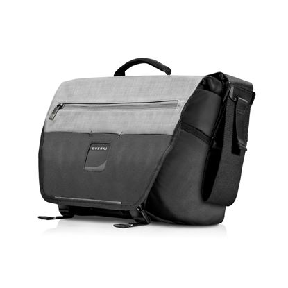 Picture of EVERKI ContemPRO Laptop Messenger Bag. Dedicated Pockets for 14.1'