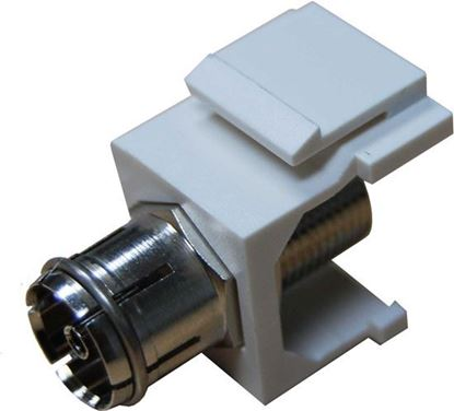 Picture of DYNAMIX PAL to F Keystone Adapter