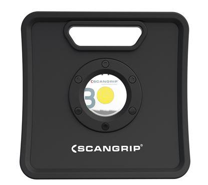 Picture of SCANGRIP NOVA 3K C+R Rechargable LED Portable Handheld Work Light.