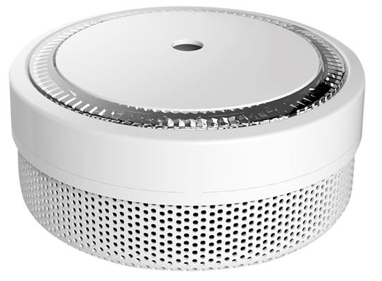 Picture of HOUSEWATCH Mini 10 Year Photoelectric Smoke Alarm. Includes