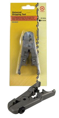 Picture of HANLONG UTP/STP Universal Cable Cutter & Stripper with Thumb Screw