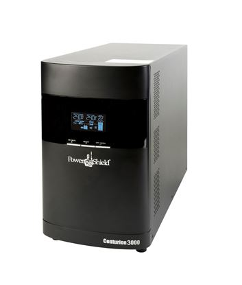 Picture of POWERSHIELD Centurion Tower 3000VA/ 2400W. Double Conversion True
