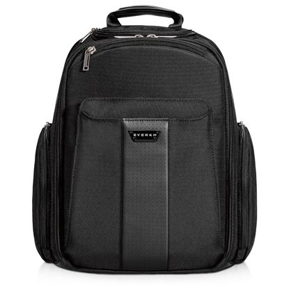 Picture of EVERKI Versa Premium Backpack 15' Checkpoint friendly design. Shell-