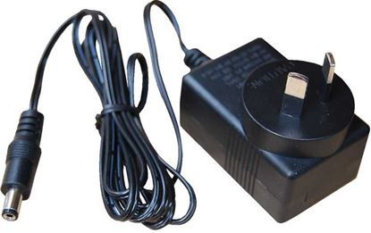Picture of DYNAMIX 12V DC 1A CCTV Regulated Switch mode Power Adapter