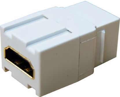 Picture of DYNAMIX HDMI Keystone Jack.