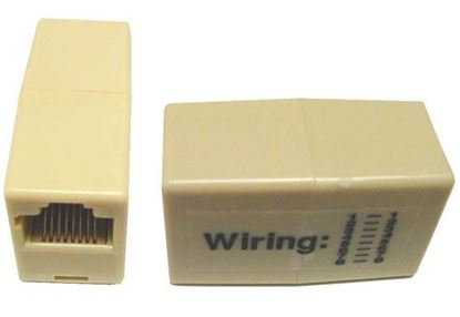 Picture of DYNAMIX Voice Rated RJ45 8C Joiner,