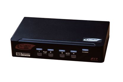 Picture of REXTRON 4 Port DVI / USB KVM