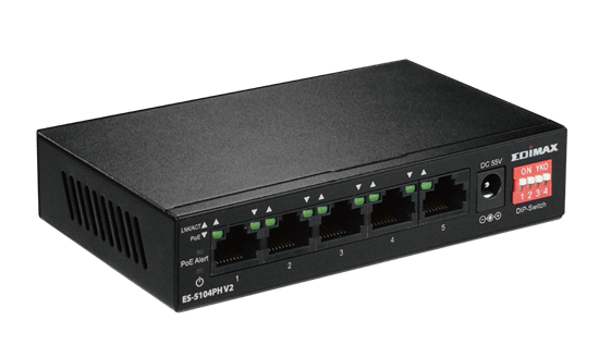 Picture of EDIMAX 5 Port 10/100 Fast Ethernet