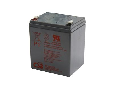 Picture of 12V 23W/5AH Replacement Battery.