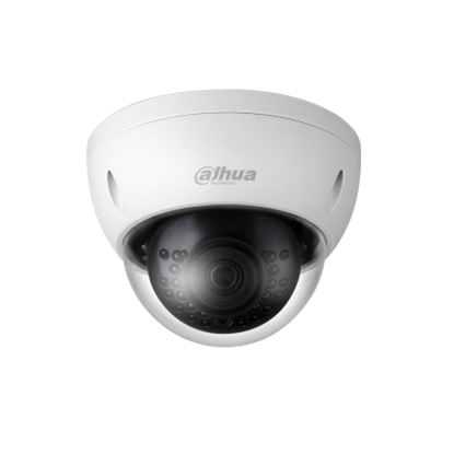 Picture of DAHUA 4MP IP Vandal Proof IR D/N Dome Camera. 20fps@4m (2688x1520)