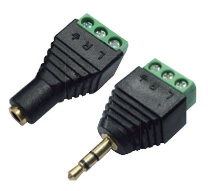 Picture of BRATECK 3.5mm Stereo to Wired
